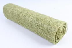 Сизалевое полотно  Ф  (50см*9м) Светло-зеленое  Арт142810397