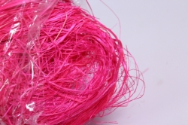 сизалевое волокно - цикламен (50гр)