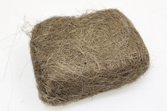 Сизалевое волокно Коричневое (100гр) в пакете