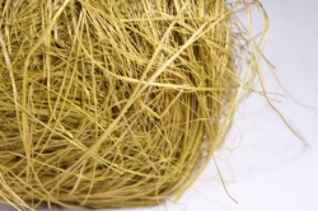 сизалевое волокно - оливковое (50гр)