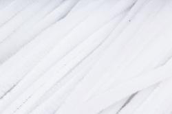 Скрутики Белые 30 см(100 шт в уп) NO.1