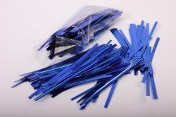 Скрутики Синие 10см (1000шт в уп)  С10син