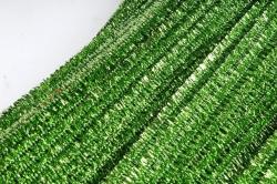 Скрутики Зеленый 30 см(100 шт в уп) WYCIORY M17