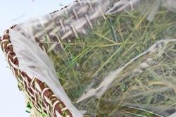 SL17071 Комплект корзин из травы набор из 2-х шт