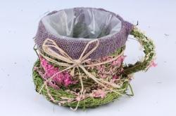 SL17046-2 Чашка из травы