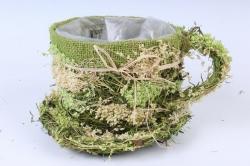 SL17057-1 Чашка из травы