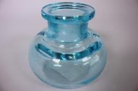 СтекляннаяКэйдисВазамалаяцветнаямиксМикс-1525 h=8,5 d=5,5 / 9 см