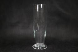 "Стеклянная ""МАРИТТ-2"" ваза на плитке средняя2252"