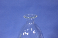 "стеклянная""пуаро""бутылкадекоративнаябольшая2440 h=21см d=8см"