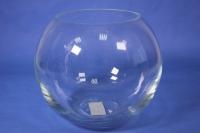 СтекляннаяШароваяваза6,3литра1805 h=20 d=20см