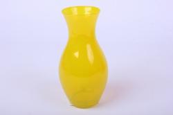"""Стеклянная """"Весна"""" ваза 181 большая цветная миксМикс-2587"""