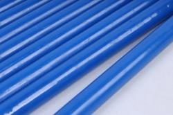 стержень клеевой для термопистолета (d=11,2мм l=20cм) - синий - поштучно