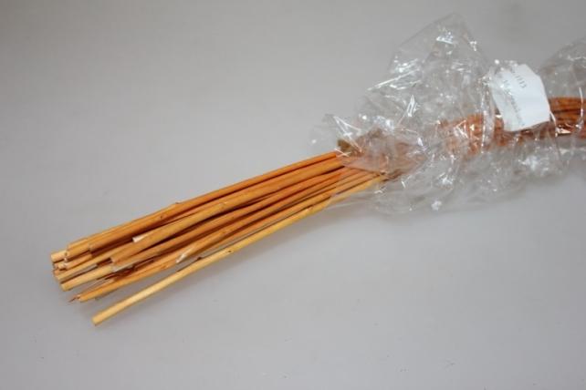 тинги с бусинками 60см сухоцветы 1113 тинги с бусинками 60см (30 шт в упак) - оранжевый 7314