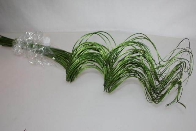 тинги ива 60см сухоцветы 5117 тинги ива витая 60см (40 шт в упак) - оливковый 7312