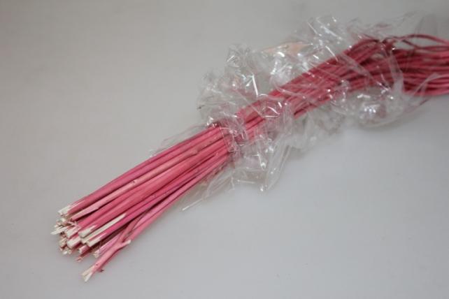тинги ива 60см сухоцветы 5117 тинги ива витая 60см (40 шт в упак) - розовый 7312