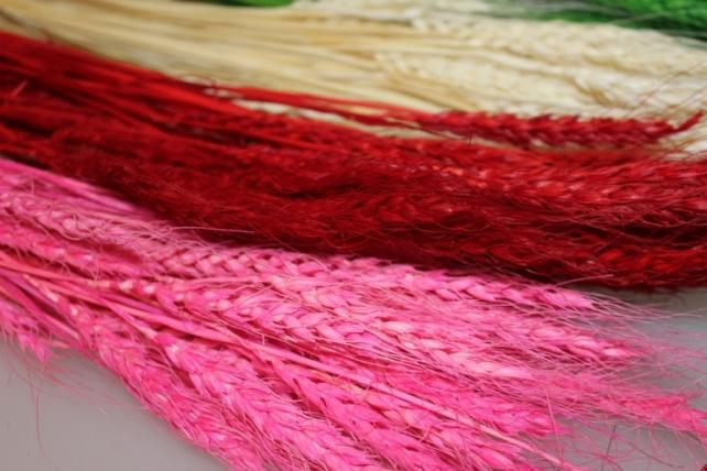 сухоцветы пшеница 75гр сухоцветы пшеница 75гр - розовый 7316