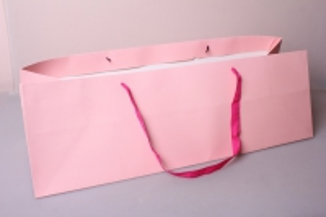 Сумка Люкс розовая (62х20х25)