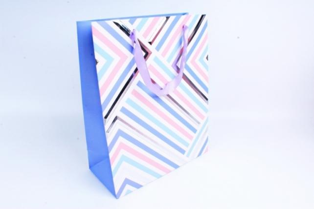 Сумка Люкс Треугольники тиснение металл  (микс) 12шт/уп Цена за 1шт  L0140