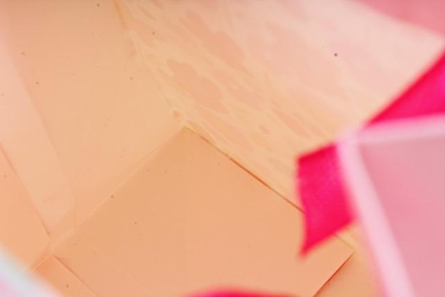 Сумка  Люкс  Цветочки (12шт/уп) Цена за 1шт L508