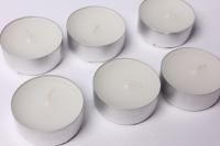 Свеча чайная 12 гр ароматизированные 6шт/уп ландыш 001804