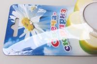"свеча с сюрпризом ""цветок"" 6278"