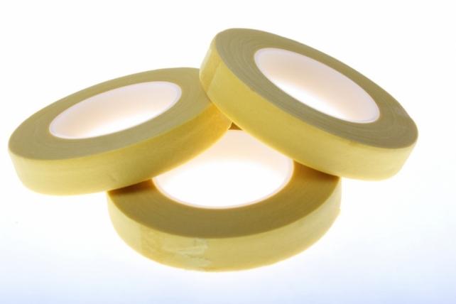 аксессуары для флористов - тейп-лента в асс.13 мм тейп-лента в асс.13 мм - жёлтый 925
