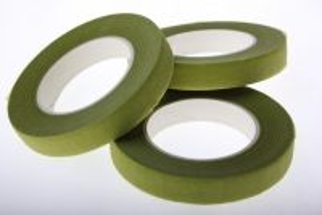 аксессуары для флористов - тейп-лента в асс.13 мм тейп-лента в асс.13 мм - салатовая 925