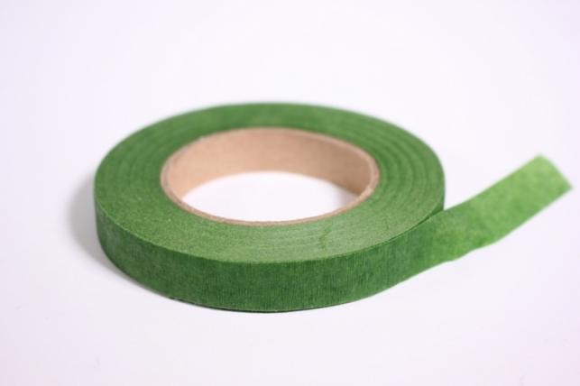 Тейп-лента в асс.13 мм - Зелёная
