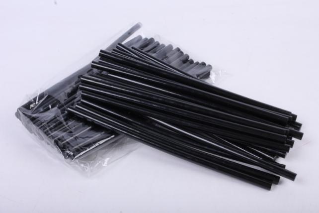 термоклей цветной  (7*200 мм) -8787-чёрные 1000 г