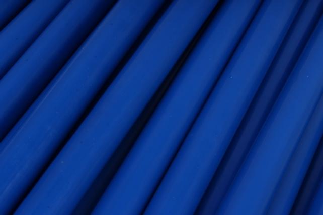 термоклей для пистолета(стержень клеевой)  20 см d=11,2 мм синий (1кг)