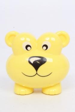 Точилка Мишка желтый