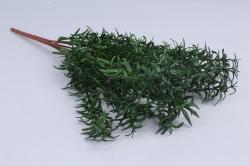 Трава зеленая 40 см