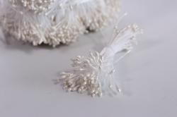 тычинки фоам белые 2 мм (3800 шт)