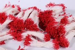 тычинки фоам красные 2 мм (3800 шт)