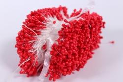 тычинки фоам красные 3 мм (1550 шт)