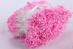 тычинки фоам розовые яркие 2 мм (3800 шт)