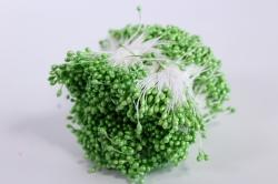 тычинки фоам салатовые 3 мм (1550 шт)