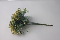 тычинки желтые 1шт. (в уп 6 шт) gaр98 - искусственные растения