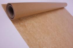 Упак.материал Флористический Пергамент, 50cm*10m, (Бежевый, WXP-09)