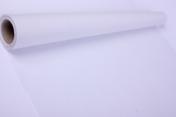 Упак.материал Флористический Пергамент, 50cm*10m, (Белый, WXP-17)