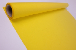 Упак.материал Флористический Пергамент, 50cm*10m, (Желтый, WXP-22)