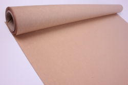 Упак.материал Флористический Пергамент, 50cm*10m, (Кремовый, WXP-08)