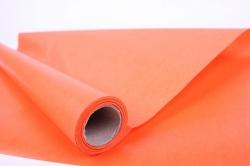Упак.материал Флористический Пергамент, 50cm*10m, (Оранжевый, WXP-25)