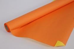 Упак.материал Рельефная Бумага, двухсторонняя, 50 cm х 5m (Оранжевый/Желтый, NWPW-03)
