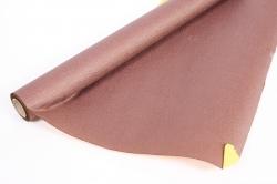 Упак.материал Рельефная Бумага, двухсторонняя, 50 cm х 5m (Шоколадный/Бежевый, NWPW-13)