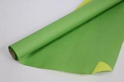 Упак.материал Рельефная Бумага, двухсторонняя, 50 cm х 5m (Зеленый/Салатовый, NWPW-10)
