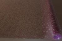 гипсофила 0.7 упаковка для цветов,- цветочная плёнка - рулон 0,7 гипсофила - сиреневый/белый 179711
