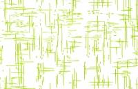 Упаковка для цветов,- Цветочная плёнка - Рулон 0,7 Граффити - салатовый