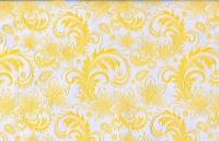 Упаковка для цветов,- Цветочная плёнка - Рулон 0,7 Кружево (240гр) песочный