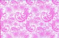 Упаковка для цветов,- Цветочная плёнка - Рулон 0,7 Кружево - розовый